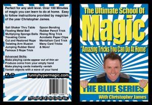 Ultimate School of Magic Blue Series Digital Download