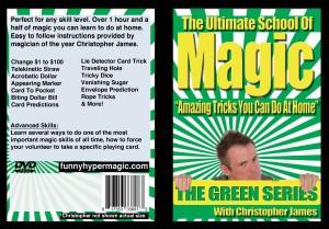 Ultimate School of Magic Green Series Digital Download
