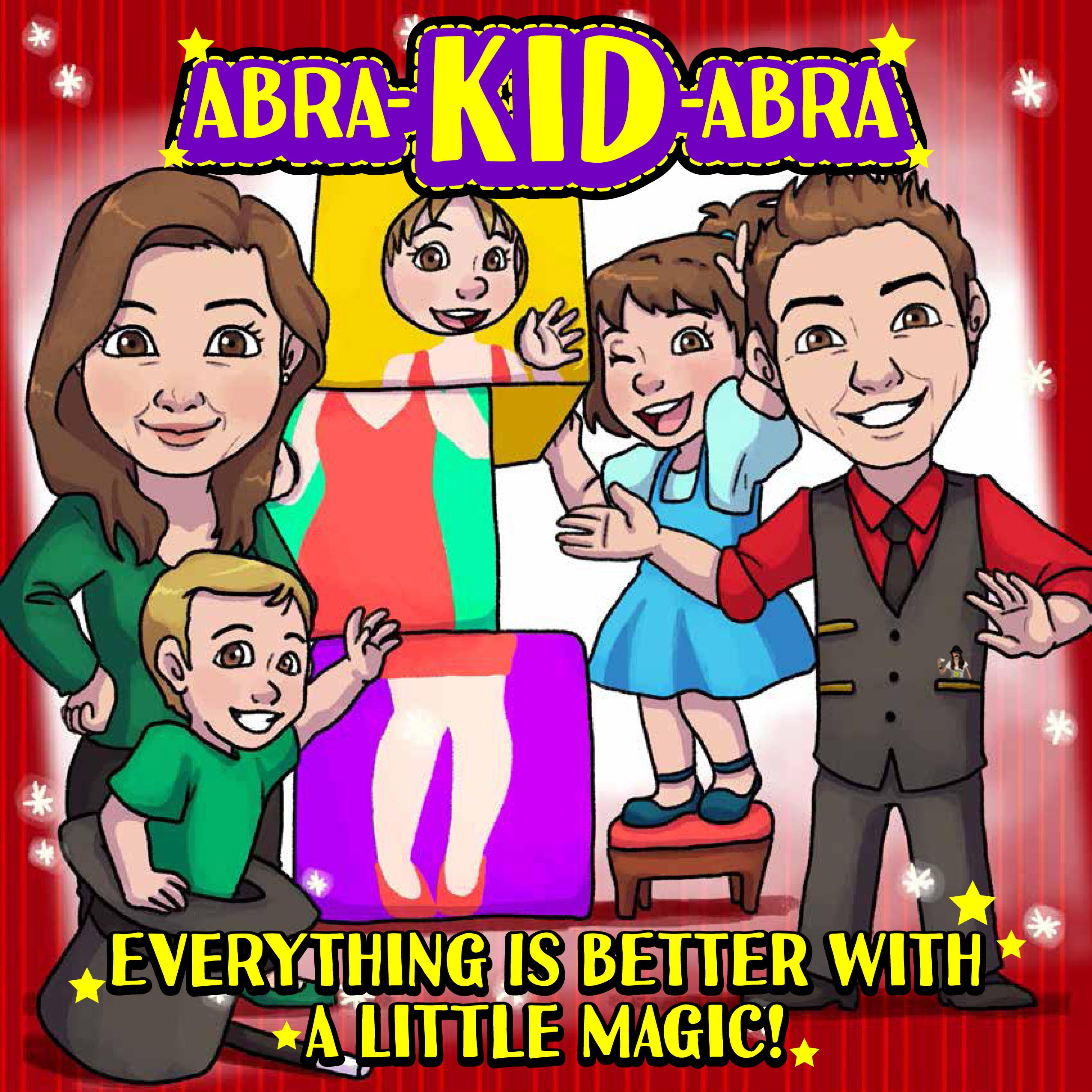 abra-KID-abra (ePub)