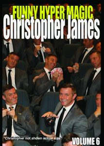 Christopher James Funny Hyper Magic Collection